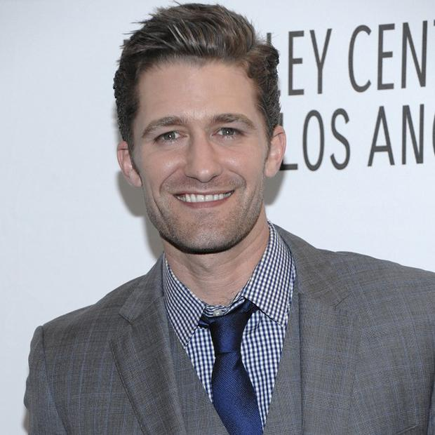Matthew Morrison is releasing a raunchy single