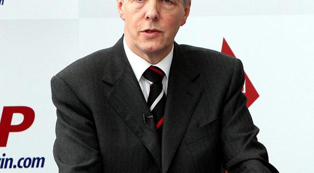 First Minister Peter Robinson has said voter apathy will be parties' biggest opponent in the Assembly elections