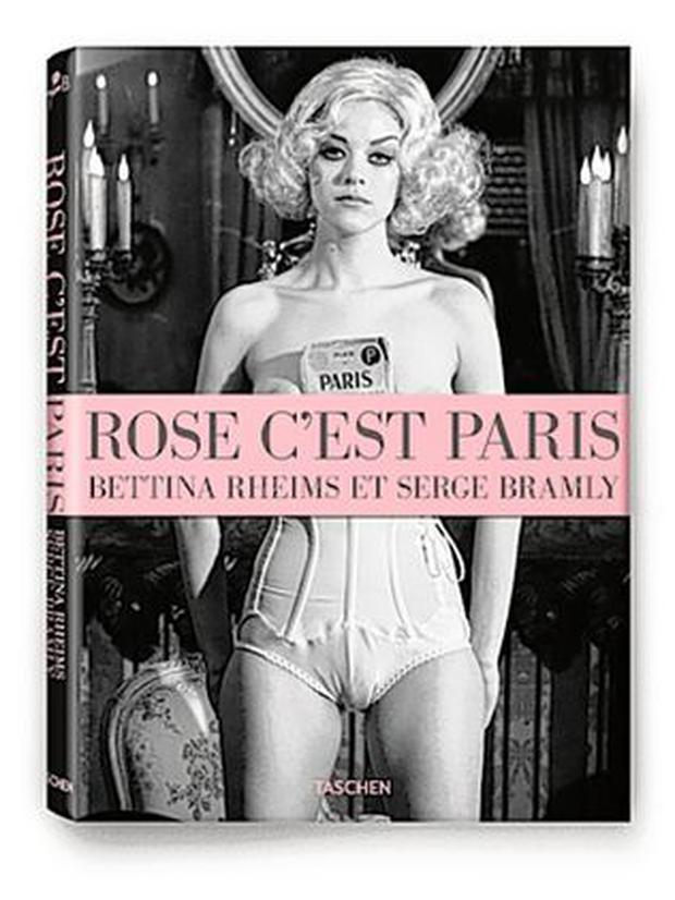 <b>1. Rose, c'est Paris, By Bettina Rheims </b><br/> Surrealism, confused identity and obsession colour this survey of the seamy side of the French capital. Not one for your granny.<br/> £44.99, taschen.co.uk