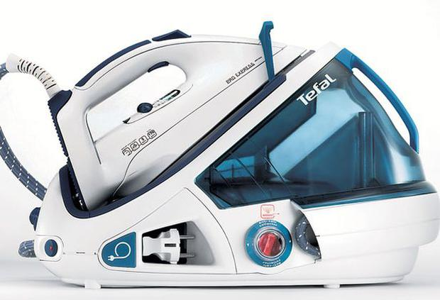 <b>1. Tefal </b><br/> The Tefal Turbo Pro Express breezes through the toughest of creases, even in jeans. The hour-long flow of constant steam means it makes short work of ironing, even in von Trapp-sized families.<br/> £179.99<br/> coopelectricalshop.co.uk