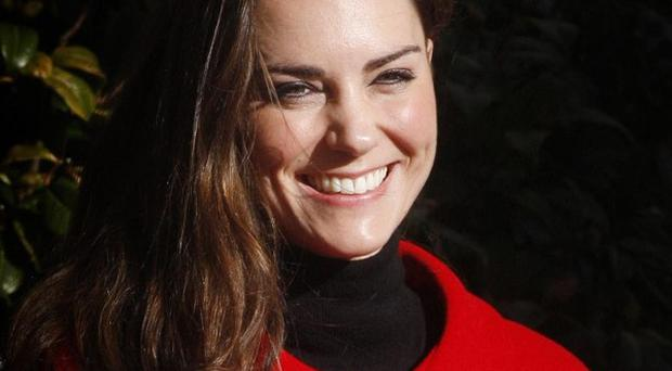Kate Middleton has family ties to America's most famous founding father George Washington