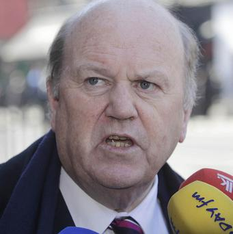 Finance Minister Michael Noonan ordered an expected deal on the sale of EBS to be shelved, it is claimed