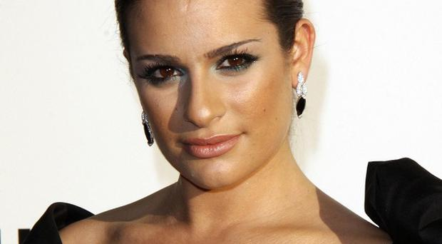 Glee's Rachel, played by Lea Michele, may be reunited with her ex Jesse