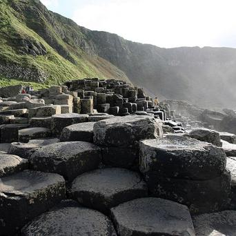 Giant's Causeway, in County Antrim