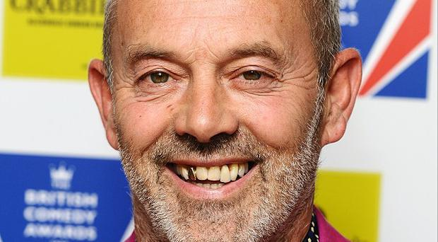 Keith Allen lost his tooth while making his new TV show