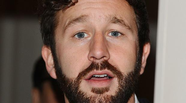 Chris O'Dowd stars as IT nerd Roy Trenneman in The IT Crowd