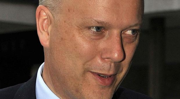Employment minister Chris Grayling warned jobseekers will lose their benefit if they do not take up help to find work