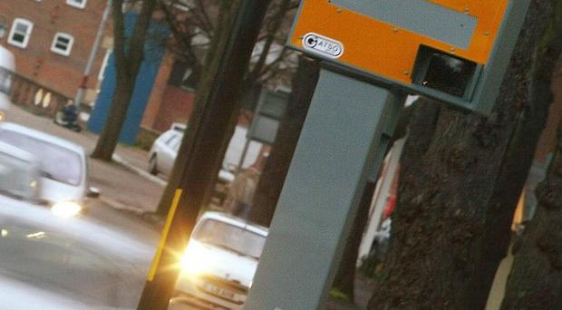 Speed cameras have been switched on again in Oxfordshire - a year after they were turned off due to budget cuts