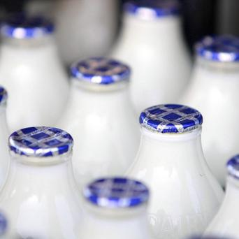 Nearly half of China's dairies are being shut down after their licenses were revoked