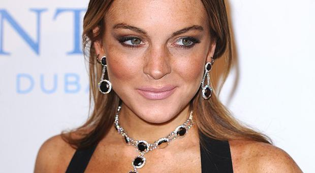 A court ordered Lindsay Lohan to the Betty Ford Centre for rehab