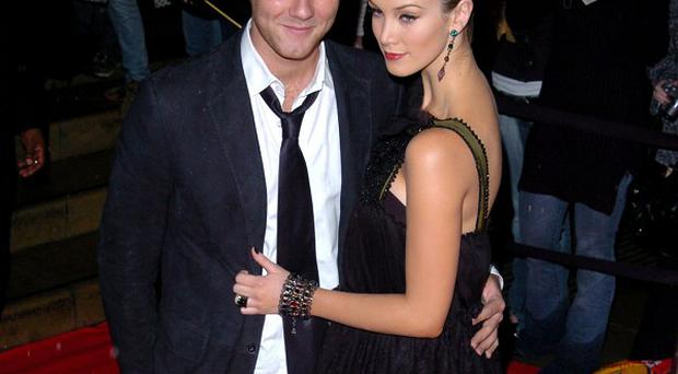 Brian McFadden and Delta Goodrem got engaged in 2007