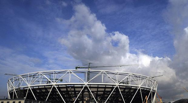 One in five adults say they plan to buy tickets for the London 2012 Games
