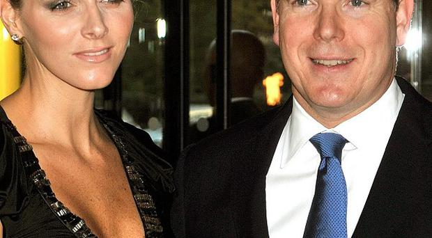 Prince Albert II of Monaco and his fiancee Charlene Whittstock are to visit Ireland on Monday