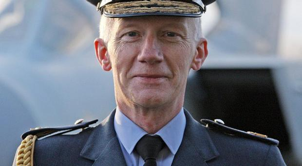 Air Chief Marshal Sir Stephen Dalton is overseeing a huge overhaul of the RAF