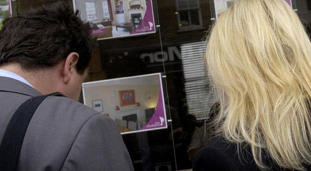 A survey showed house prices have dipped more than 3 per cent since the start of the year