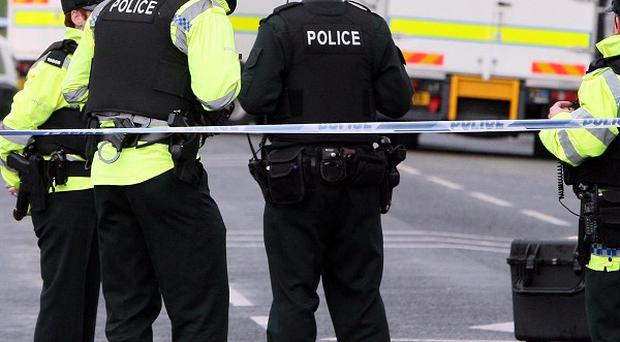 The murder of a Catholic police recruit in Northern Ireland was indefensible, a priest has said