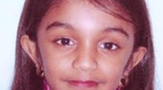 A man has been arrested over the shooting of five-year-old Thusha Kamaleswaran