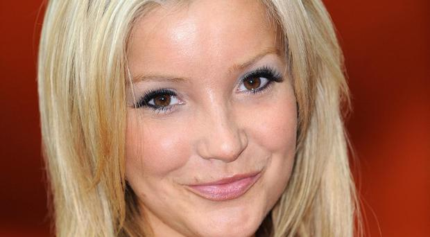Blue Peter presenter Helen Skelton paid tribute to programme pet Lucy