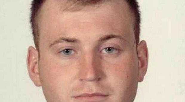 Constable Ronan Kerr, 25, who was murdered when explosive device detonated under his car in Omagh