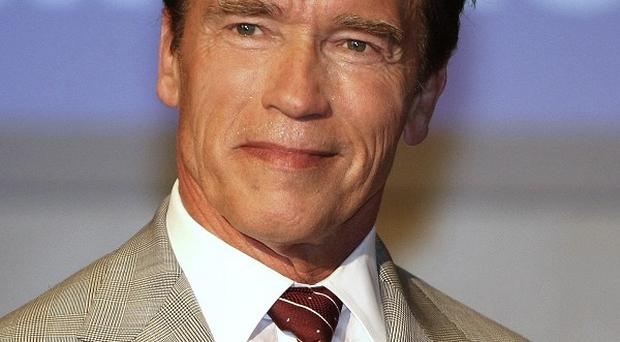 Arnold Schwarzenegger has unveiled a new television series called The Governator