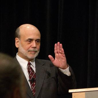Federal Reserve Chairman Ben Bernanke said regulators are working to prevent a repeat of the 2008 financial crisis (AP)