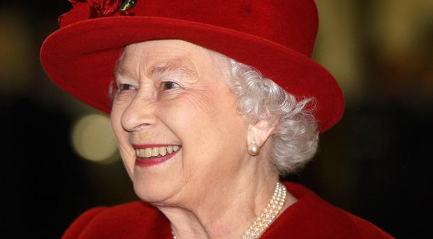 The Queen celebrates 60 years on the throne next year