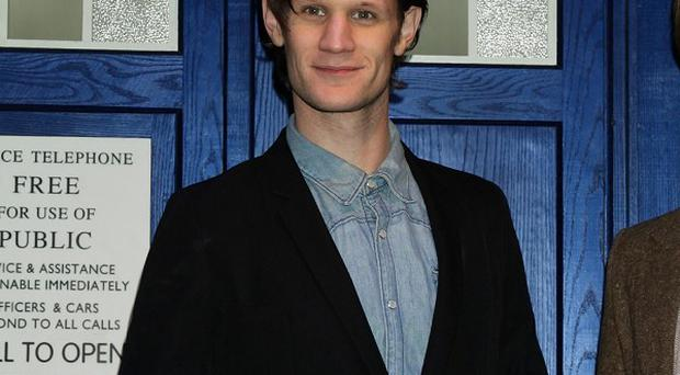 Doctor Who (played by Matt Smith) is returning for a new series