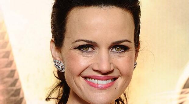 Carla Gugino has worked on two films with filmmaker Zach Snyder
