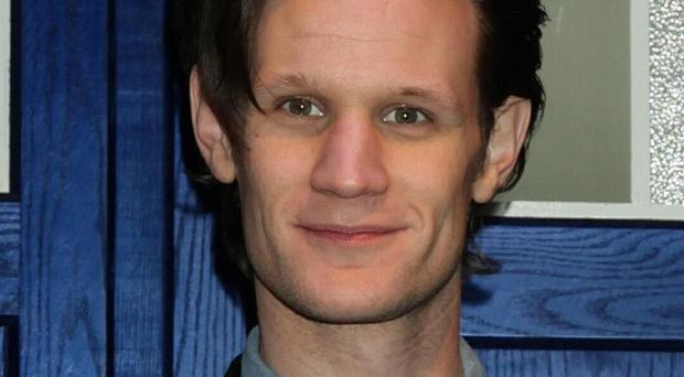Matt Smith said he 'loves' playing the Doctor