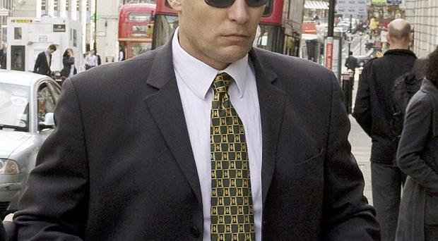 Pc Simon Harwood has been giving evidence at an inquest into the death of Ian Tomlinson at the G20 protests