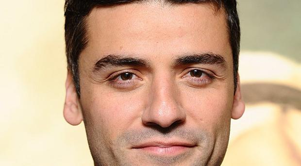 Oscar Isaac plays a security guard in Madonna's new film WE