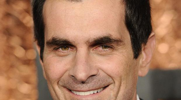 Ty Burrell says he's hit the jackpout with Modern Family
