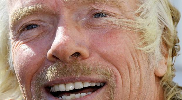 Sir Richard Branson will help the BBC for a film about one of the deepest parts of the ocean