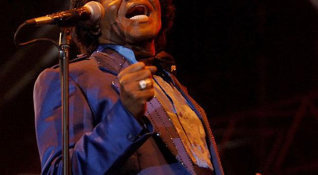 James Brown's family say they want to make the best possible film about his life