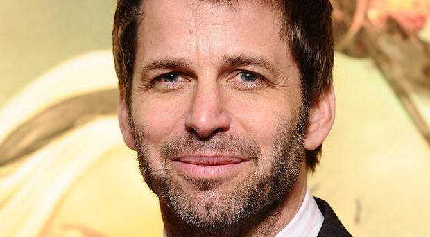 Zack Snyder is delighted Amy Adams will star in Superman