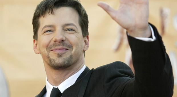 Sean Hayes is reportedly set to play one of the Three Stooges