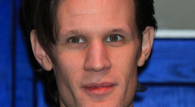 Matt Smith made his first screen appearance as Doctor Who in 2010