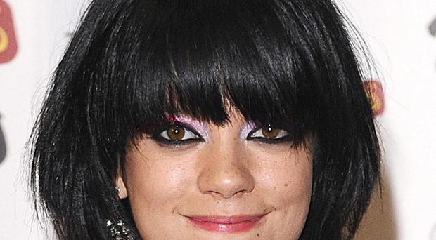 Lily Allen has joked about her conditions for joining the X Factor judging panel