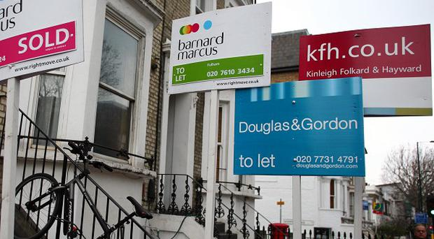 House prices rose by 0.1 per cent last month, Halifax figures show