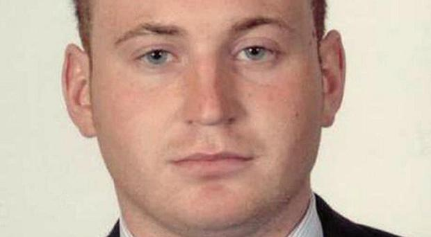 Constable Ronan Kerr was murdered when an explosive device detonated under his car in Omagh