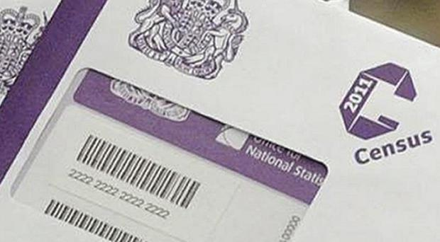 Seven million households which have failed to fill in and return the census face a knock on the door from officials