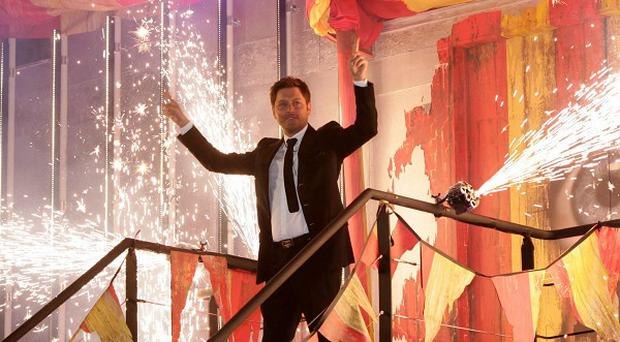 Brian Dowling won Channel 4's Ultimate Big Brother last summer