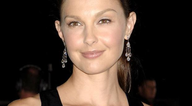 Ashley Judd has written a book about her difficult childhood