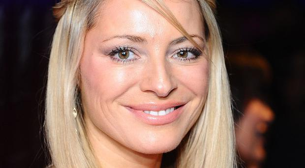 Tess Daly has described her debut novel as a strong woman's story