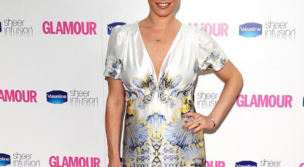 Denise Van Outen was close friends with Johnny Vaughan when they hosted the Big Breakfast