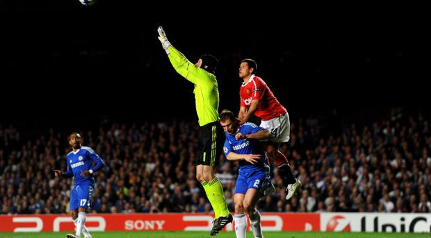 <b>CHELSEA</b><br /> <b>Petr Cech - 6</b><br /> Could do little about Rooney's goal. A quieter second half than Van der Sar