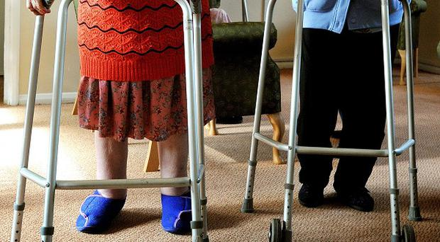 Many older people in nursing homes across Ireland are getting inappropriately prescribed medicines, it is claimed