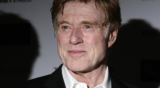 Robert Redford has previously starred in the 80s baseball movie The Natural