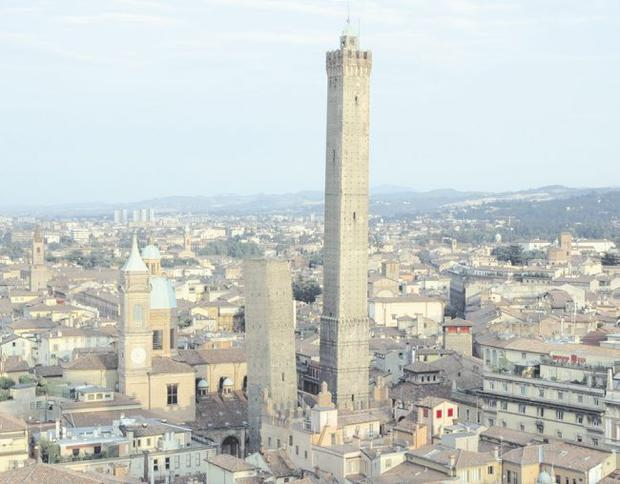 The Asinelli and Garisenda towers