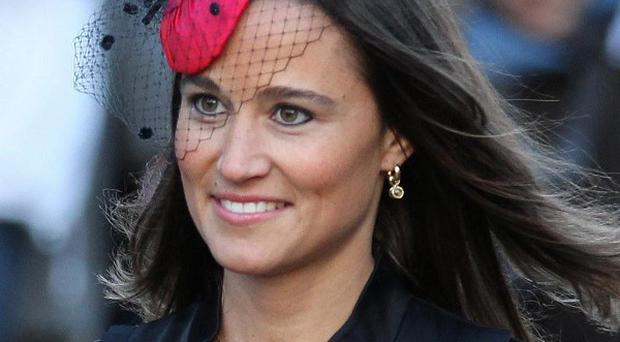 Kate Middleton's sister Pippa has been photographed in recent days out shopping in London